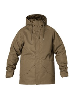 GPB0Carpark Jacket by Quiksilver - FRT1