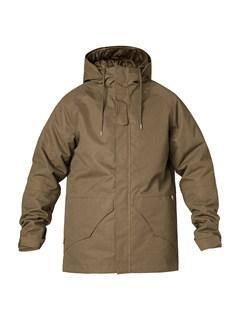 GPB0Carpark Jacket by Quiksilver - FRT1