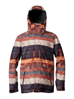 CNH2Decade  0K Insulated Jacket by Quiksilver - FRT1