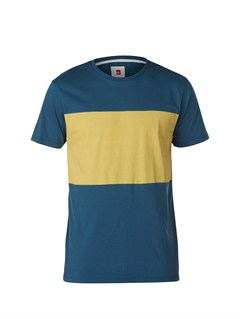 BQK0A Frames Slim Fit T-Shirt by Quiksilver - FRT1
