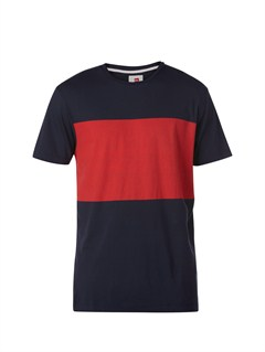 BYJ0A Frames Slim Fit T-Shirt by Quiksilver - FRT1
