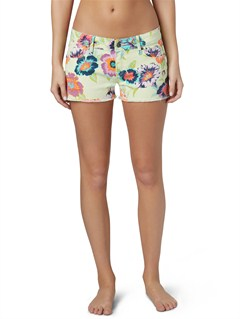 GBK6Smeaton Denim Print Shorts by Roxy - FRT1