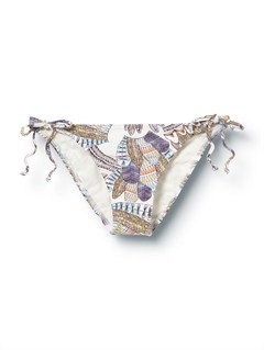 IVYBlue Skies Floral Reversible Bottom by Quiksilver - FRT1