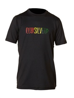 BLKBoys 8- 6 Line Up SS Rashguard by Quiksilver - FRT1