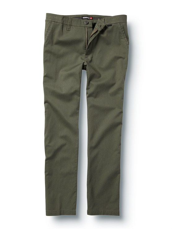 DPGClass Act Chino Pants  32  Inseam by Quiksilver - FRT1