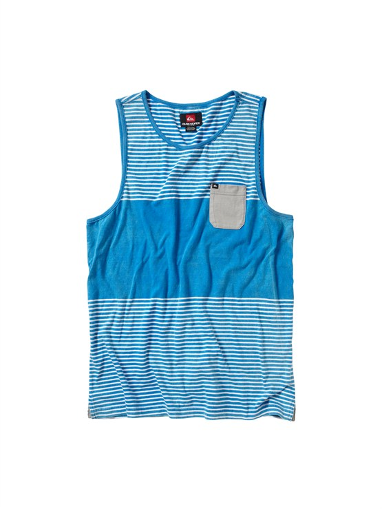 BLVMountain Wave Slim Fit Tank by Quiksilver - FRT1