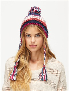 DKBTorah Bright Alpenglow Beanie by Roxy - FRT1