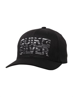 BLKSlappy Hat by Quiksilver - FRT1