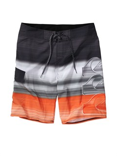NMJ6Boys 8- 6 Kelly Boardshorts by Quiksilver - FRT1