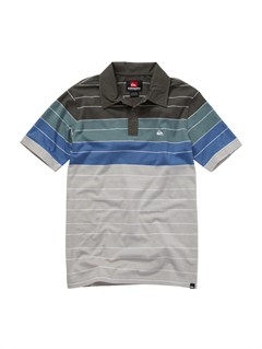 KRP3Boys 8- 6 Engineer Pat Short Sleeve Shirt by Quiksilver - FRT1