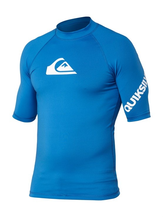 BQN0All Time LS Boy Rashguard by Quiksilver - FRT1