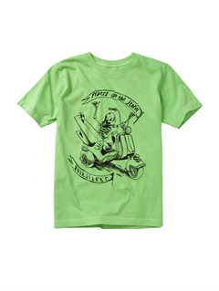 GKQ0Boys 8- 6 True Test T-Shirt by Quiksilver - FRT1