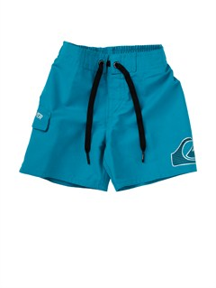 BNY0Baby Batter Volley Boardshorts by Quiksilver - FRT1