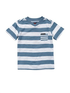 WBB3Baby Boston Says Polo Shirt by Quiksilver - FRT1