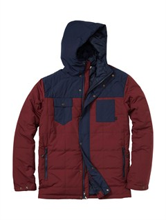 RSP0Shell Out Windbreaker Jacket by Quiksilver - FRT1