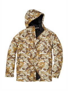 TJZ6Carpark Jacket by Quiksilver - FRT1