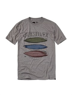 KPF0A Frames Slim Fit T-Shirt by Quiksilver - FRT1
