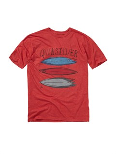 RQVHMixed Bag Slim Fit T-Shirt by Quiksilver - FRT1