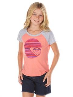 MJJ0Girls 7- 4 Burner ND Long Sleeve Top by Roxy - FRT1