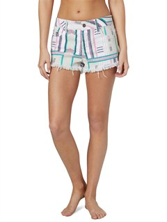 SEZ6Smeaton Stripe Shorts by Roxy - FRT1