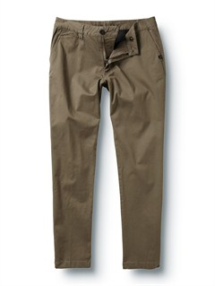 CARClass Act Chino Pants  32  Inseam by Quiksilver - FRT1