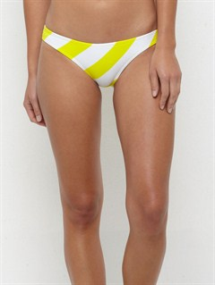 SNTAgainst the Tide Surfer Side Tie Bikini Bottoms by Roxy - FRT1