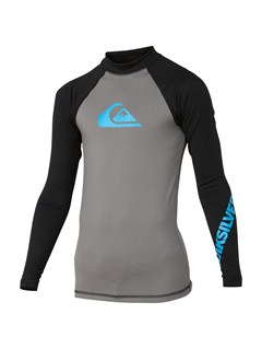 XKKKAll Time Infant LS Rashguard by Quiksilver - FRT1