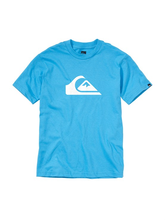 BMM0Boys 8- 6 Mountain And Wave Shirt by Quiksilver - FRT1