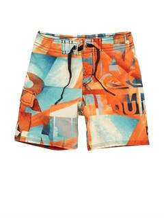 NKB6Baby Batter Volley Boardshorts by Quiksilver - FRT1