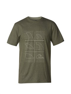 GQMHMountain Wave T-Shirt by Quiksilver - FRT1
