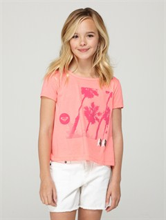 MLNGirls 7- 4 Bananas For Roxy Baby Tee by Roxy - FRT1