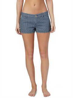 WBS3Smeaton Denim Print Shorts by Roxy - FRT1