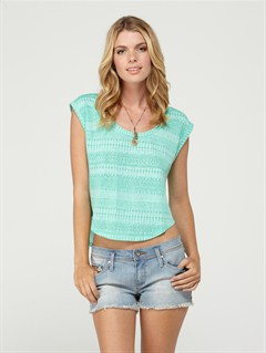 GMM0Gypsy Garden Top by Roxy - FRT1
