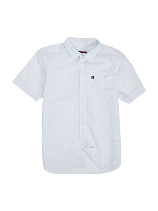 WBB0Boys 8- 6 Mountain And Wave Shirt by Quiksilver - FRT1