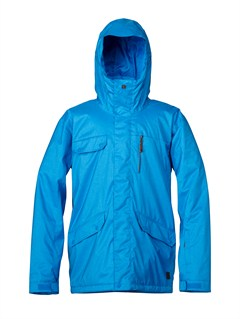 BNL0Lone Pine 20K Insulated Jacket by Quiksilver - FRT1