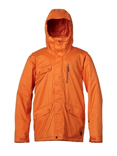 CNH0Travis Rice Polar Pillow  5K Jacket by Quiksilver - FRT1