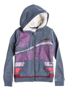 BSW0Girls 7- 4 Love In Hoodie by Roxy - FRT1
