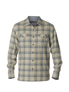SJQ0Big Bury Long Sleeve Shirt by Quiksilver - FRT1