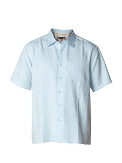 BFA0Men s Long Weekend Short Sleeve Shirt by Quiksilver - FRT1
