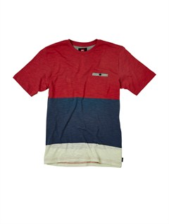 MNN3A Frames Slim Fit T-Shirt by Quiksilver - FRT1