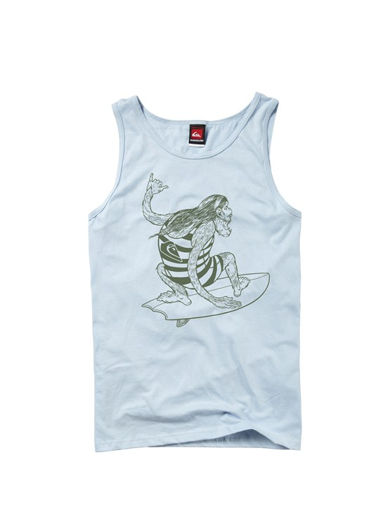 BFG0Mountain Wave Slim Fit Tank by Quiksilver - FRT1
