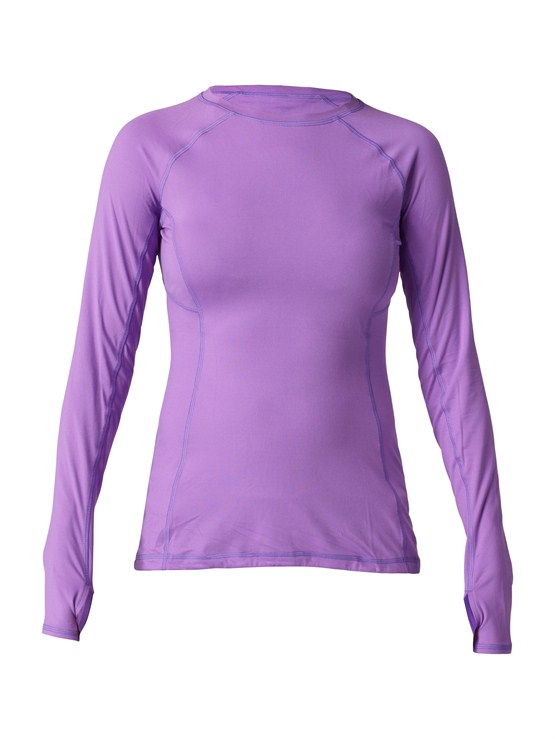 PMB0Spring Fling Long Sleeve Top by Roxy - FRT1
