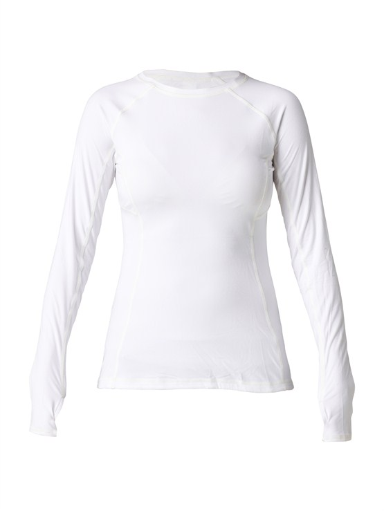 WBB0Spring Fling Long Sleeve Top by Roxy - FRT1