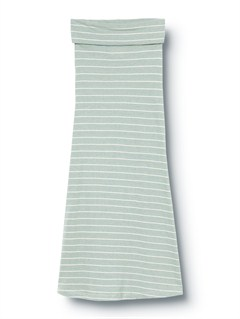 TURQSW Deck Stripe Maxi Skirt by Quiksilver - FRT1