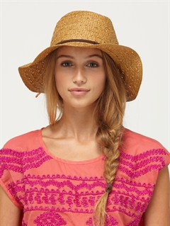 MDNBreezy Straw Hat by Roxy - FRT1