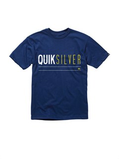 BSA0Boys 2-7 Gravy All Over T-Shirt by Quiksilver - FRT1