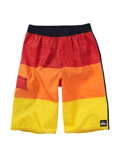 YJZ3Boys 2-7 A Little Tude Boardshorts by Quiksilver - FRT1
