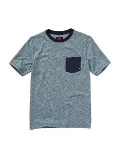 KTP3Boys 2-7 Barracuda Cay Shirt by Quiksilver - FRT1