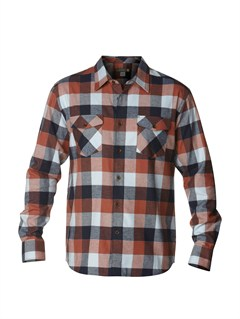 CQN0Big Bury Long Sleeve Shirt by Quiksilver - FRT1