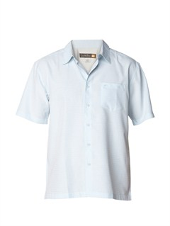 BFA0Men s Aganoa Bay Short Sleeve Shirt by Quiksilver - FRT1